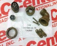 ITT CANNON CA3108E14S-5P
