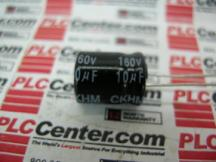 IC ILLINOIS CAPACITOR 106CKHM160M