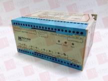 MECHAN CONTROLS MPX8DIN-24VDC