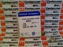 FERRAZ SHAWMUT GGX-3