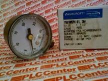 ASHCROFT 15W-1005-PH-01L-30