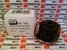 MG ELECTRONICS PA-100