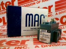MAC VALVES INC 912A-RA