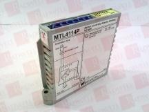 MTL INCORPORATED MTL-4114P