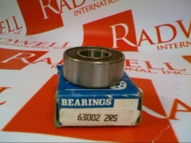 SMT BEARING 63002-2RS