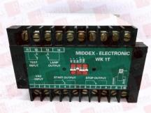MIDDEX ELECTRONIC WK-1T-110V
