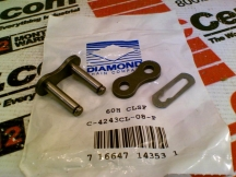 DIAMOND CHAIN C-4243CL-08-P