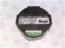 WORLD ENCODERS TRDA-VA2048V8-7158