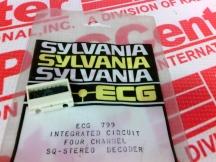 SYLVANIA ECG ECG799