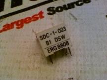 ERG SDC-1-023