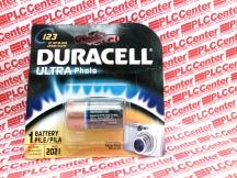 DURACELL DL123ABU