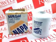 NAPA FILTERS 3402