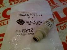 BLACK BOX CORP FA212