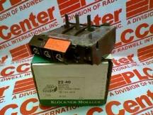 KLOCKNER MOELLER Z2-40