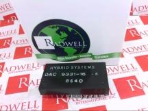 HYBRID SYSTEMS DAC9331-16-6
