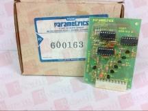 PARAMETRICS 600163