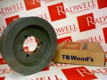 TB WOODS MECHANICAL 6-4-X-2BSDS