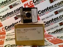 ACCU CODER 711-0060-S-S-6-D-S-N