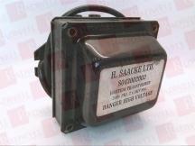 SAACKE LTD S043002002