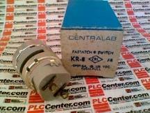 CENTRALAB KR-8