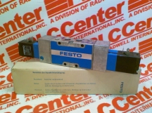 FESTO ELECTRIC MVH-5/3B-1/4-S-B