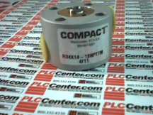 COMPACT AUTOMATION PRODUCTS R34X14-18NPTTM