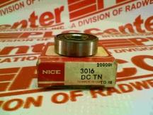NICE BALL BEARING 3016DCTN
