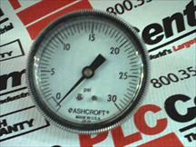 ASHCROFT 25W1001TH-01B