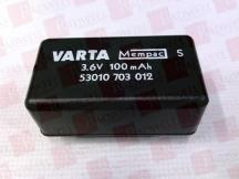 VARTA BATTERIES 53010-703-012