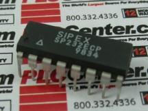 SIPEX SP232ECP-L