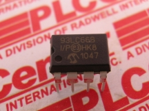 MICROCHIP TECHNOLOGY INC 93LC66BIP