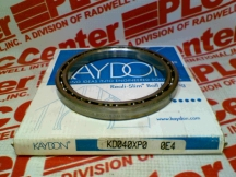 KAYDON BEARING KD040XP0