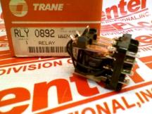 TRANE RLY-0892