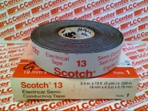 3M TAPE DIVISION 13-3/4IN-15FT-EACH