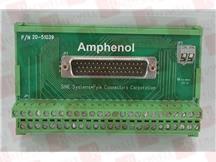 AMPHENOL 20-51039
