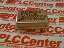 PLETRONICS P1100-HC-40.000MHZ