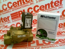 BURKERT EASY FLUID CONTROL SYS 5281-A-3/4-NBR-BR-NPT3/4P-232-24VDC