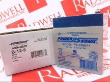 POWER SONIC PS-1250-F1