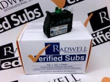 RADWELL VERIFIED SUBSTITUTE ZBE101SUB