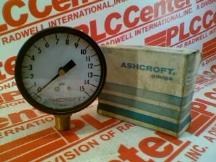 ASHCROFT 25-1000-M-02L-15