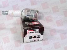CHAMPION SPARK PLUGS UY6
