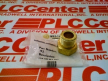 WESTERN ENTERPRISES CGA-580-NUT