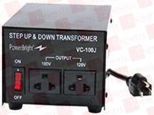 POWER BRIGHT VC100J