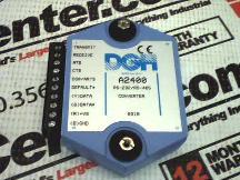 DGH CORP A2400