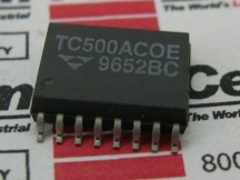 TELCOM SEMICONDUCTOR INC IC500ACOESM