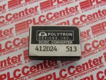 POLYTRON 412D24
