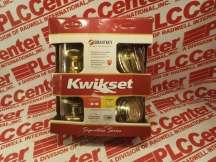 KWIKSET CORPORATION 991J-3-SMT-CP