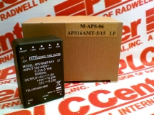 ADVANCED POWER SOLUTIONS APS16AMT515LF