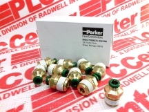 BRASS PRODUCTS DIVISION W68PL-4-6-EACH