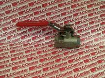 CONTROMATICS 1/4-8000-SS-LH